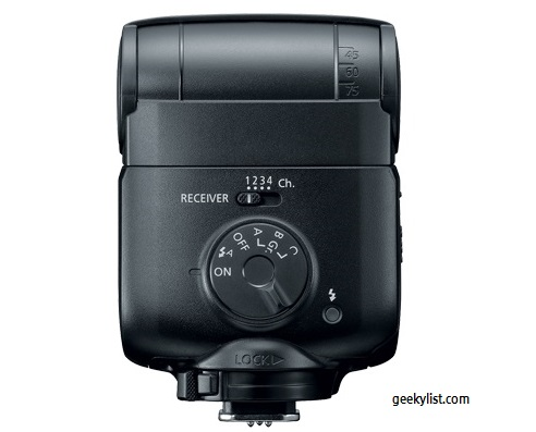 Canon Speedlite EL-100 External Flash (3249C002)