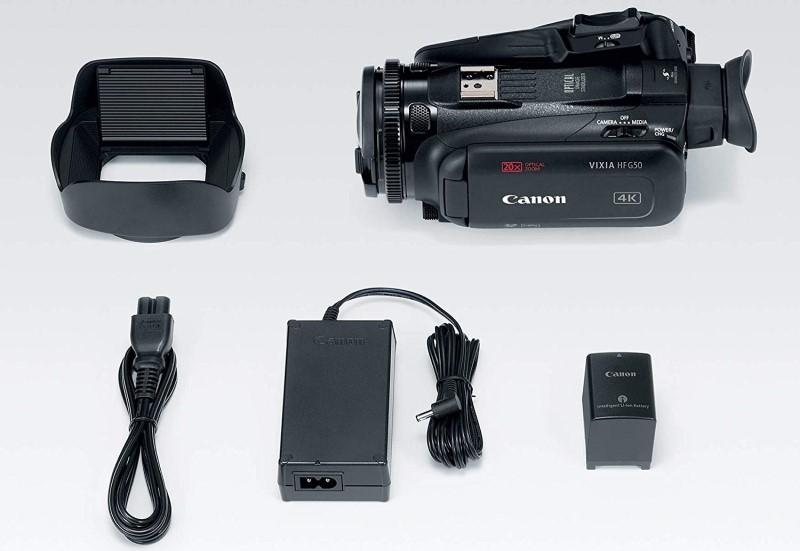 Canon Vixia HF G50 (3667C002) Camcorder