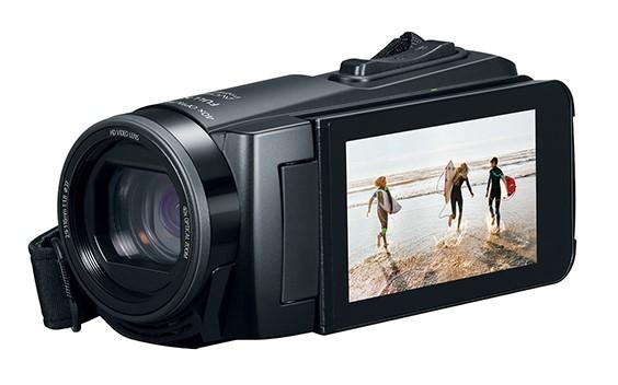 Canon Vixia HF W10 (3909C001AA) Camcorder