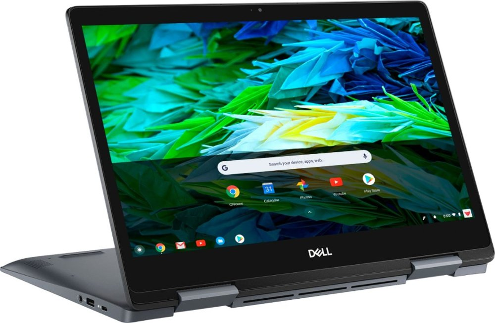 Dell Inspiron 14 (7486) 2-in-1 Chromebook laptop (dncwchrmb402h)