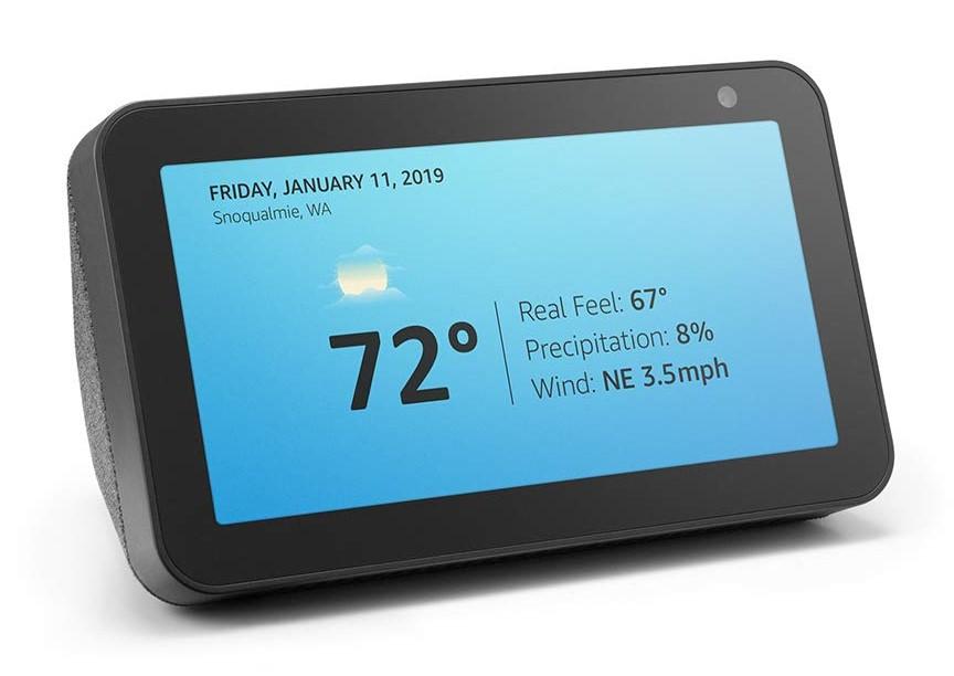 Amazon Echo Show 5 - Smart Display with Alexa