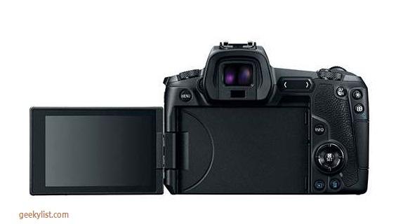 Canon EOS R full frame mirrorless camera (3075C002/3075C012)
