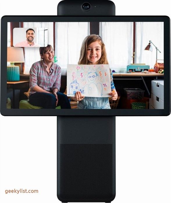 Facebook Portal+ with Alexa