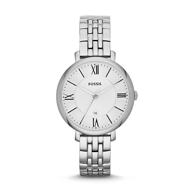 Fossil ES3433P Jacqueline Stainless Steel Women's Watch