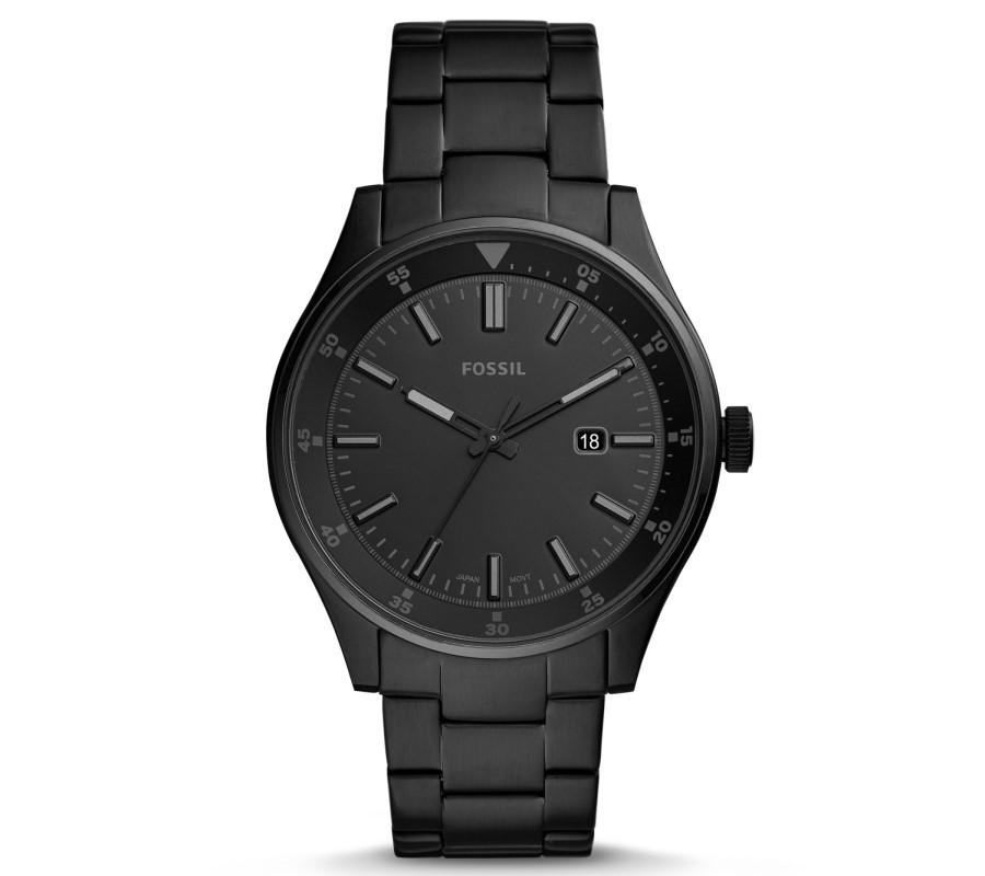 Fossil FS5531P Belmar Black Stainless Steel Watch