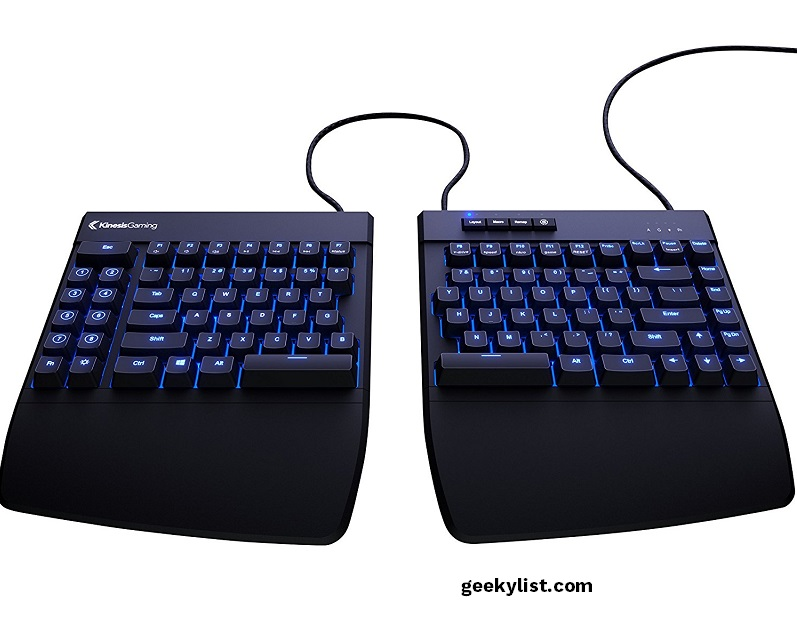 Freestyle Edge KB950 Split Gaming Keyboard