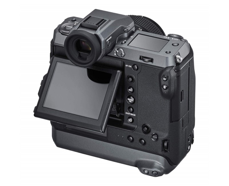 Fujifilm GFX100 102-Megapixel Mirrorless Camera