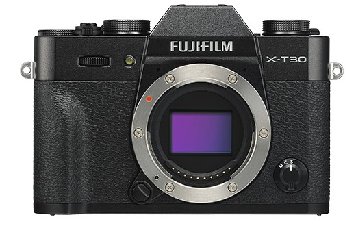 Fujifilm X-T30 Mirrorless Digital Camera Body Only (16619011)