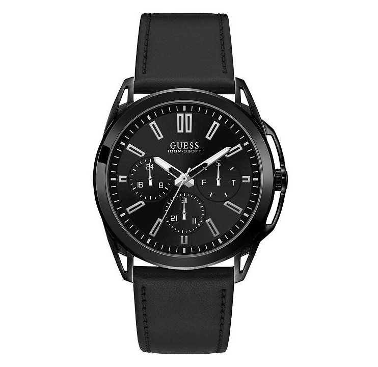Guess U1217G1 Black Multi-function Watch