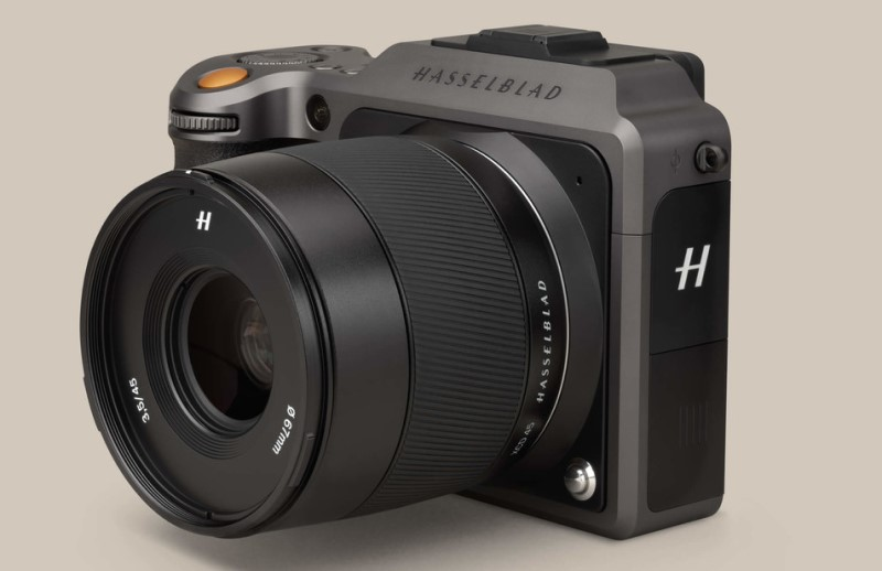 Hasselblad X1D II 50C 50MP Medium Format Mirrorless Camera(Body Only)