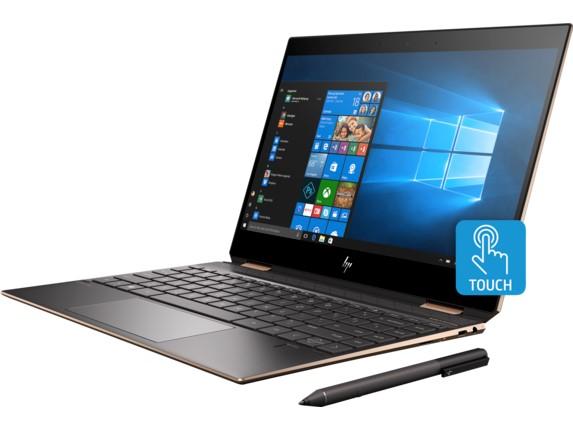 HP Spectre x360 Laptop - 13t (4FJ31AV_1)