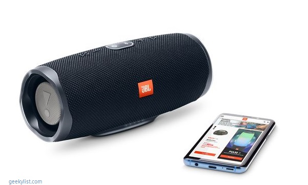 JBL Charge 4 Portable Bluetooth speaker - Geekylist com