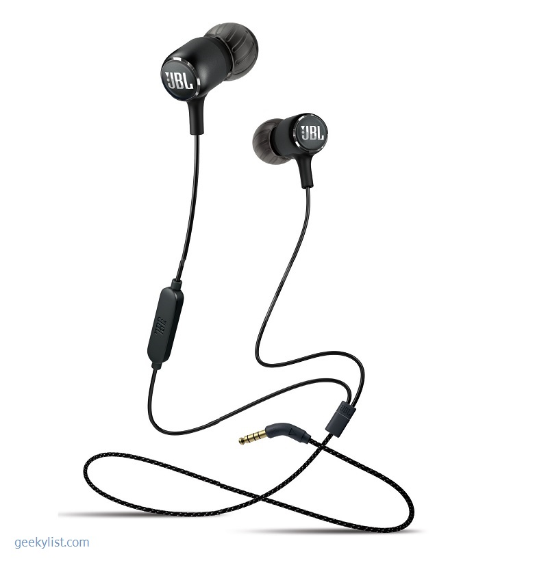 Jbl Live 100 In-Ear Earphone