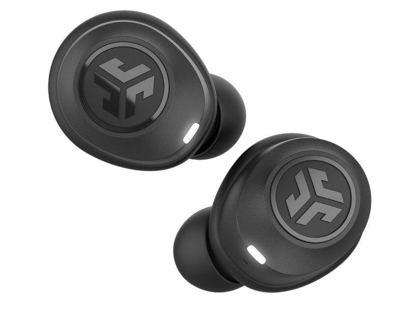 JLab Audio - JBuds Air True Wireless Earbud Earphone (EBJBUDSAIRRBLK82)