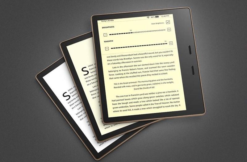 Amazon Kindle Oasis (10th Gen- 2019) eBook Reader
