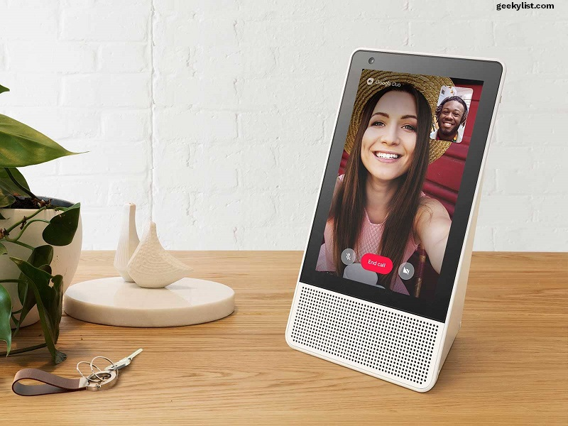 Lenovo ZA3R0001US Smart Display with the Google Assistant