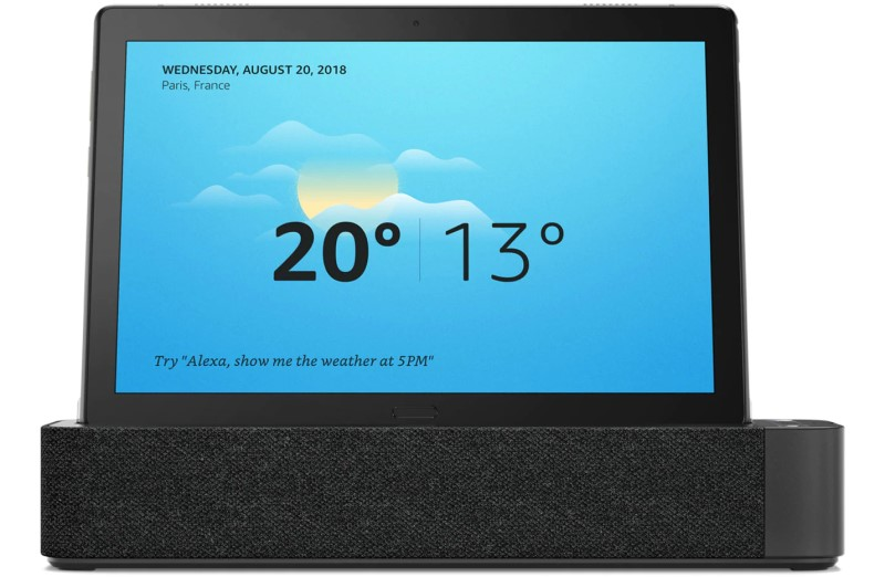 Lenovo Smart Tab P10 - 4GB - 64GB Tablet + Smart Dock (ZA440169US / PSMART64)