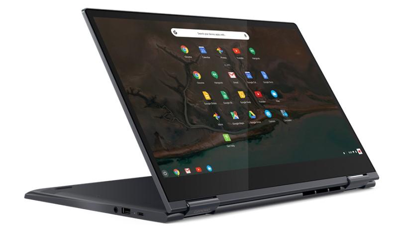 Lenovo Yoga Chromebook C630 2-in-1 (88YGCC61096 - 81JX0004US)