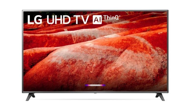 LG 75UM7570PUD 75 inch 4K Smart TV