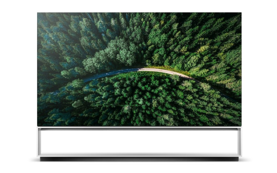 Lg Z9 (OLED88Z9PUA) Signature OLED 8K Smart TV - 88""