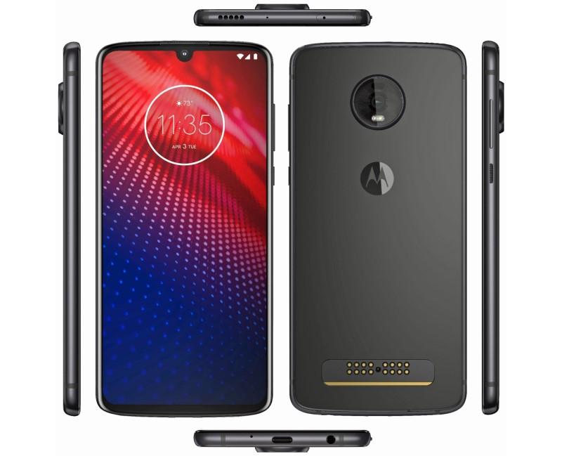 [#Techleak] Motorola Moto Z4 latest leak