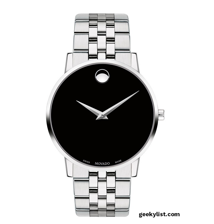 Movado Museum Classic 0607199 Mens Watch