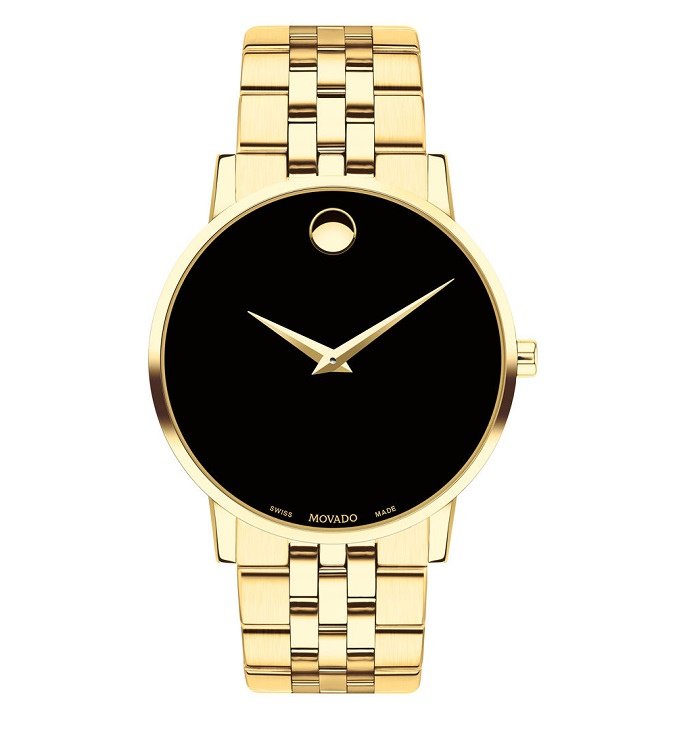 Movado Museum Classic 0607203 Mens Watch
