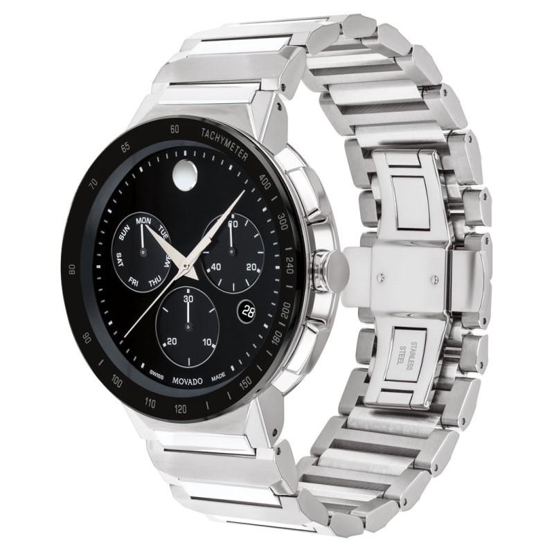 Movado Sapphire (0607239) Men's Chronograph Watch