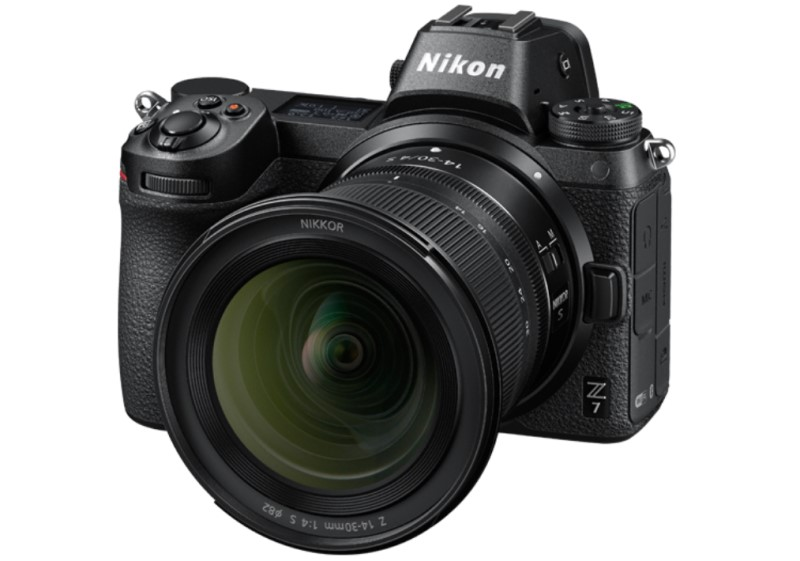 Nikkor Z 14-30mm lens for Nikon mirrorless camera