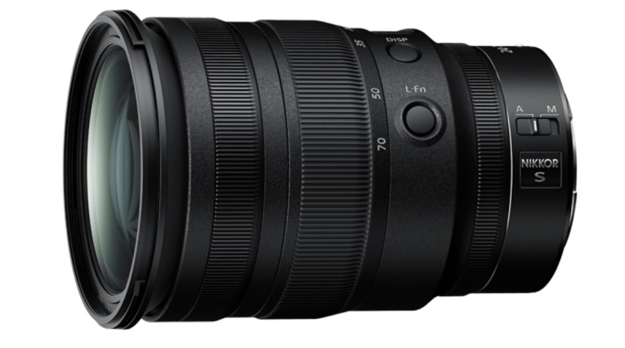 NIKKOR Z 24-70mm f/2.8S lens for Nikon mirrorless camera