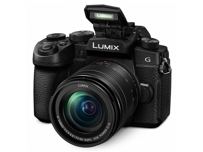 Panasonic LUMIX G95 (DC-G95MK) Mirrorless Camera