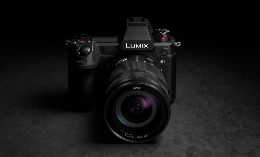 Panasonic Lumix S1H Mirrorless Camera with 6K Video