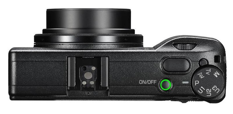 Ricoh GR III Compact Digital Camera