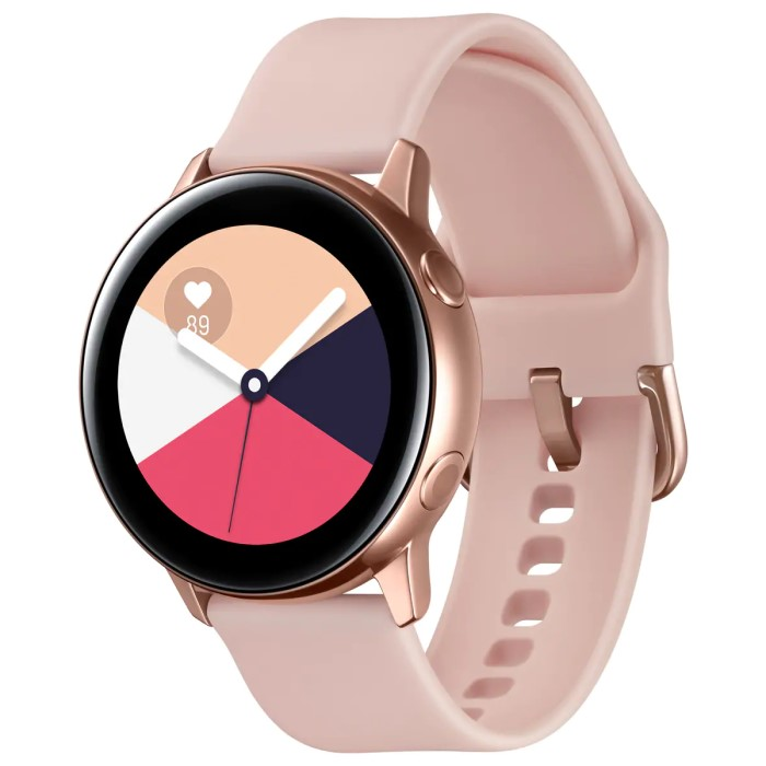 Samsung Galaxy Watch Active (SM-R500NZDAXAR / SM-R500NZSAXAR)