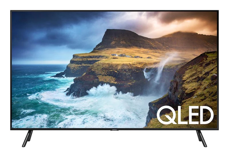 Samsung Q70R 49-inch QLED Smart 4K UHD TV (QN49Q70RAFXZA)