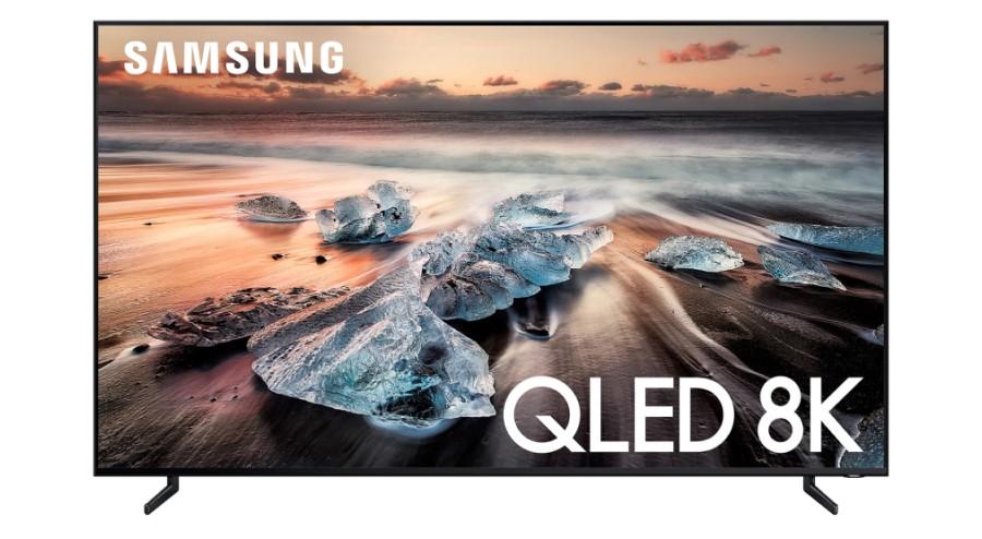 Samsung Q900 (QN65Q900RBFXZA) 65-Inch 8K QLED Smart TV