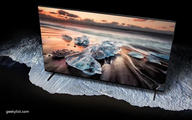 Samsung Q900 (QN85Q900RAFXZA) 85 Inch QLED Smart 8K UHD TV (2018)