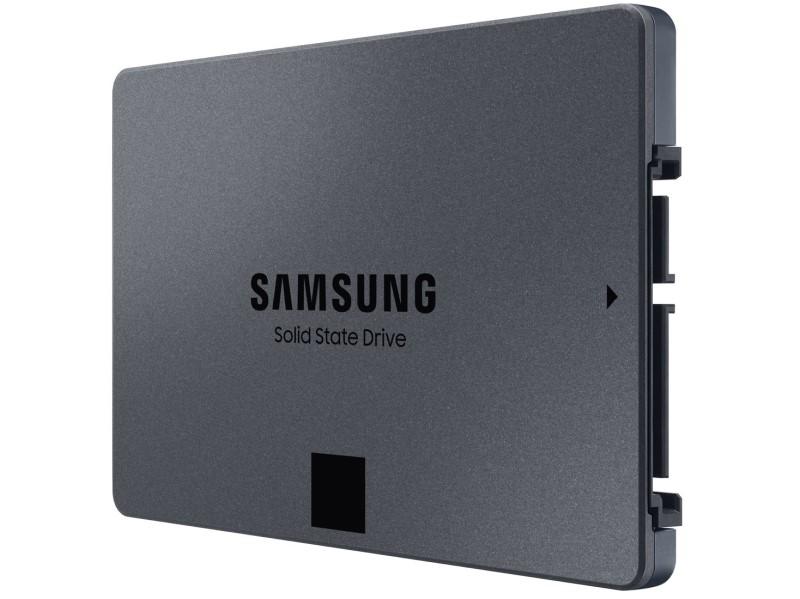 """Samsung SSD 860 QVO 2.5"""" SATA III 2TB Solid State Drive (MZ-76Q2T0B/AM)"""