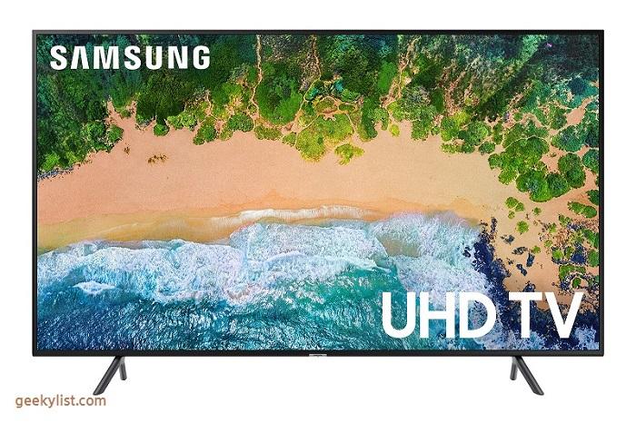 Samsung NU6900 (UN75NU6900FXZA) 75-Inch Smart 4K UHD TV (2018)