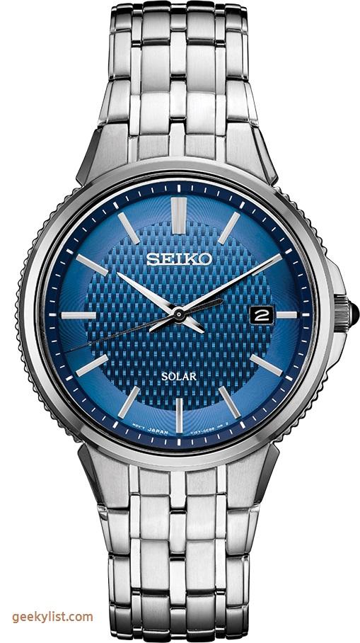 Seiko Essentials SNE507 Men's Watch