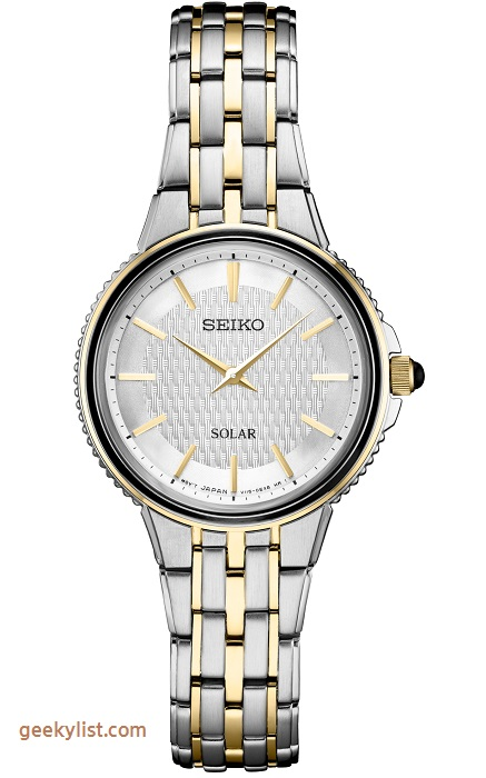 Seiko Essentials SUP394 Women's Watch