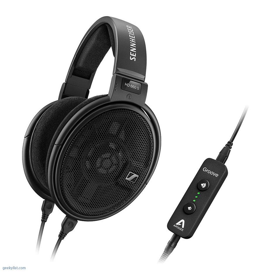 Sennheiser HD 660-S Apogee Over-Ear Headphone