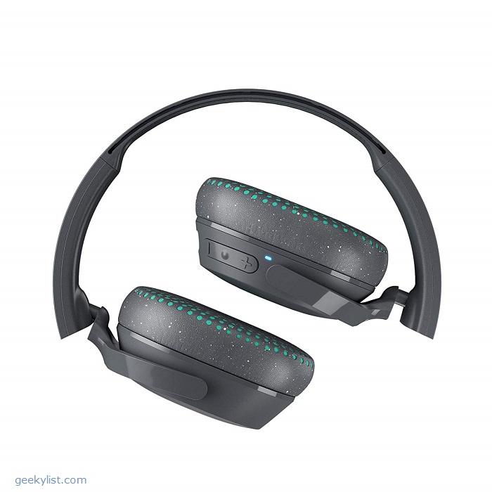 Skullcandy Riff Wireless On-Ear Headphone (S5PXW)