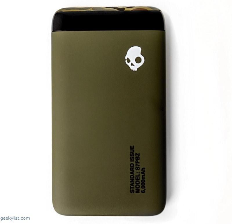 Skullcandy Stash Portable Power Bank