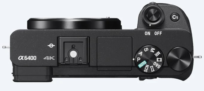 Sony α6400 Mirrorless Camera (ILCE-6400 / ILCE-6400L / ILCE-6400M)