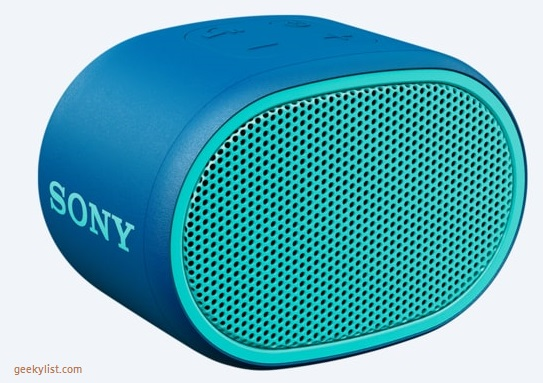 Sony XB01 EXTRA BASS(SRS-XB01) Portable Bluetooth Speaker