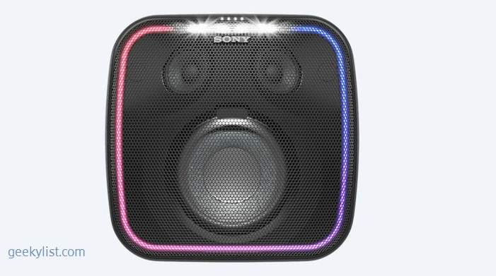 Sony SRS-XB501G EXTRA BASS Bluetooth Speaker