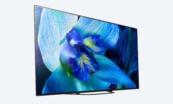 Sony A8G (XBR-55A8G) 55-Inch 4K Ultra HD Smart OLED TV (Android TV)