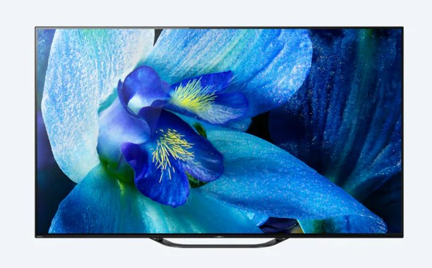 Sony A8G (XBR-65A8G) 65-Inch 4K Ultra HD Smart OLED TV (Android TV)