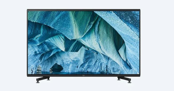 Sony Z9G (XBR-85Z9G) 85-Inch 8K Smart LED TV (Android TV)